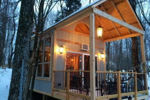 Great Outdoor Lighting Wilderness Cabin Grid Living