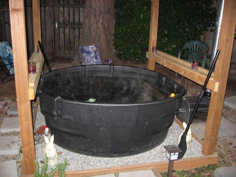 Great Pallet Hot Tub Ideas Mixed Stew