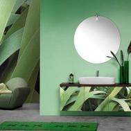 Green Bathroom Color Schemes