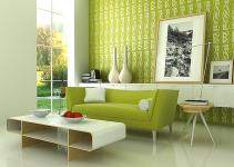 Green Interior Design Your Home