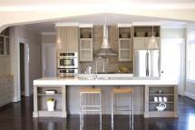 Grey Kitchen Cabinets Yellow Walls Clayton