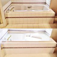 Grout Bathtub Clean Non Slip