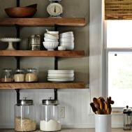 Guys Think Open Shelving Trend