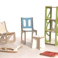 Gypsy Modular Customizable Flat Pack Furniture Uses