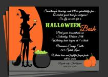 Halloween Party Invitation Ideas Invitations Templates