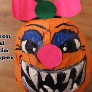 Halloween Pumpkin Decorating Ideas Kids Make