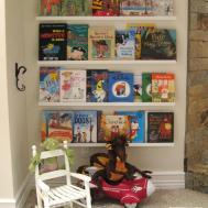 Hamptontoes Children Reading Nook