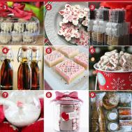 Handmade Christmas Diy Food Gifts Mommy