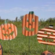 Handmade Vintage Halloween Decorations Etsy