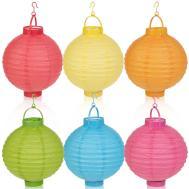 Hanging Chinese Led Light Paper Lantern Party Wedding Xmas
