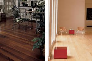 Hardwood Flooring Dark Light Coles Fine