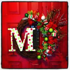 Holiday Wreath Ideas Just Cause