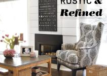 Home Decor Rustic Refined Here