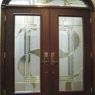 Home Entrance Door Custom