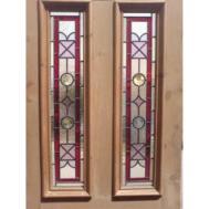 Home Entrance Door Glass