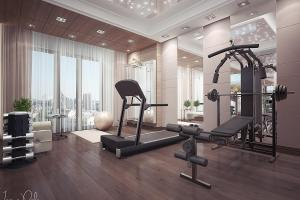 Home Gym Design Ideas Interior