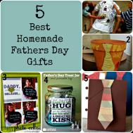 Home Maid Simple Best Homemade Fathers Day Gifts