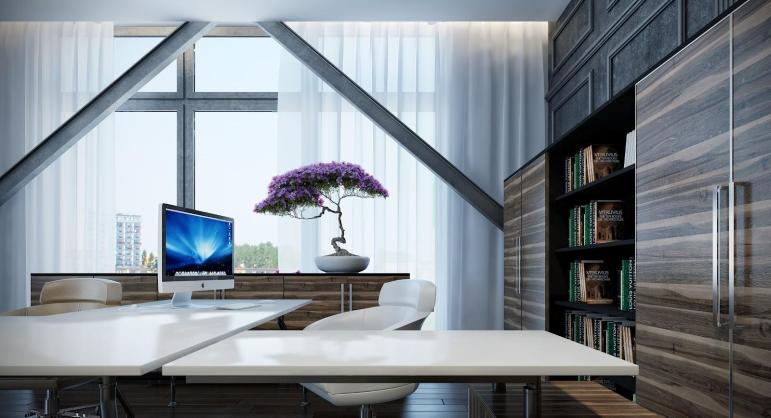 Home Office Furniture Interior Design Ideas