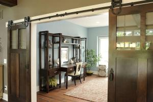 Home Offices Sliding Barn Doors
