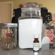 Homemade Lemon Green Tea Sugar Scrub Earth Becomes