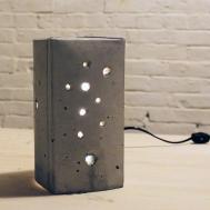Homemade Modern Episode Diy Concrete Lamp