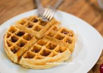 Homemade Waffles Recipe Afropotluck