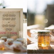 Homemade Wedding Favors Inspired