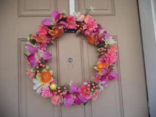 Hometalk Diy Spring Easter Summer Wreath