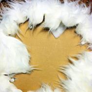 Hopes Dreams Fur Ottoman Pillow Diy