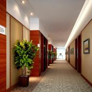 Hotel Corridor Wall Decoration 1154 803