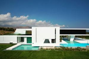 House Athens Greece 314 Architecture Studio