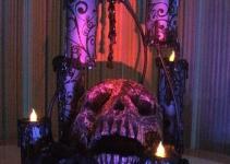 House Dewberry Diy Halloween Creepy Candles