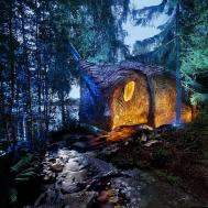 House Forest Interior Design Ideas