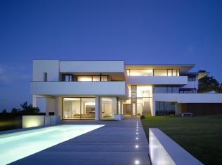 House Oberen Berg Alexander Brenner Architekten