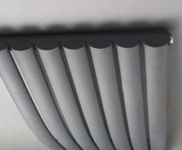 Hudson Reed Revive Wave Black Designer Radiator