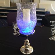 Hurricane Vases Table Centerpieces