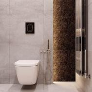 Ideal Bathroom Shower Tumbled Stone Tiles Slate Tile