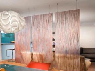 Ideas Room Dividers Studio Apartment Hanging