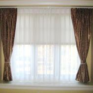 Ideas Sheer Window Curtains Cabinet Hardware Room