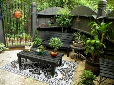 Inexpensive Patio Furniture Ideas Decor References