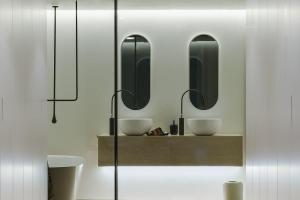 Ingenious Contemporary Bathroom Minosa Design