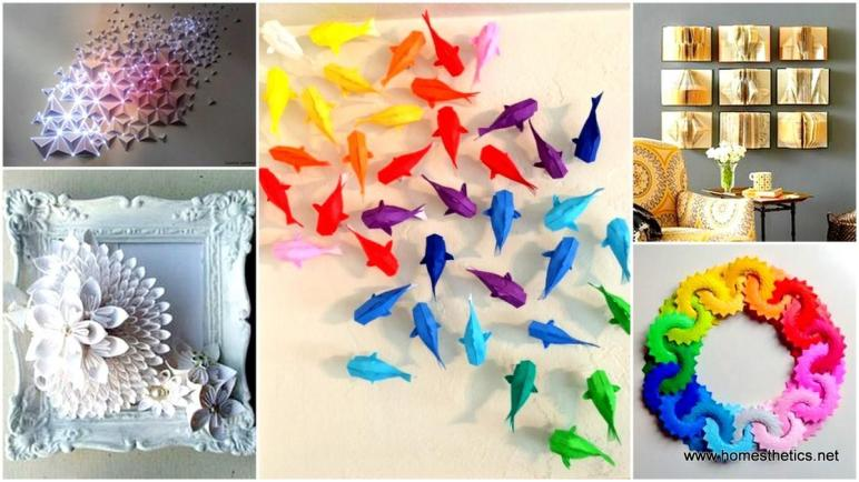 Insanely Beautiful Examples Diy Paper Art