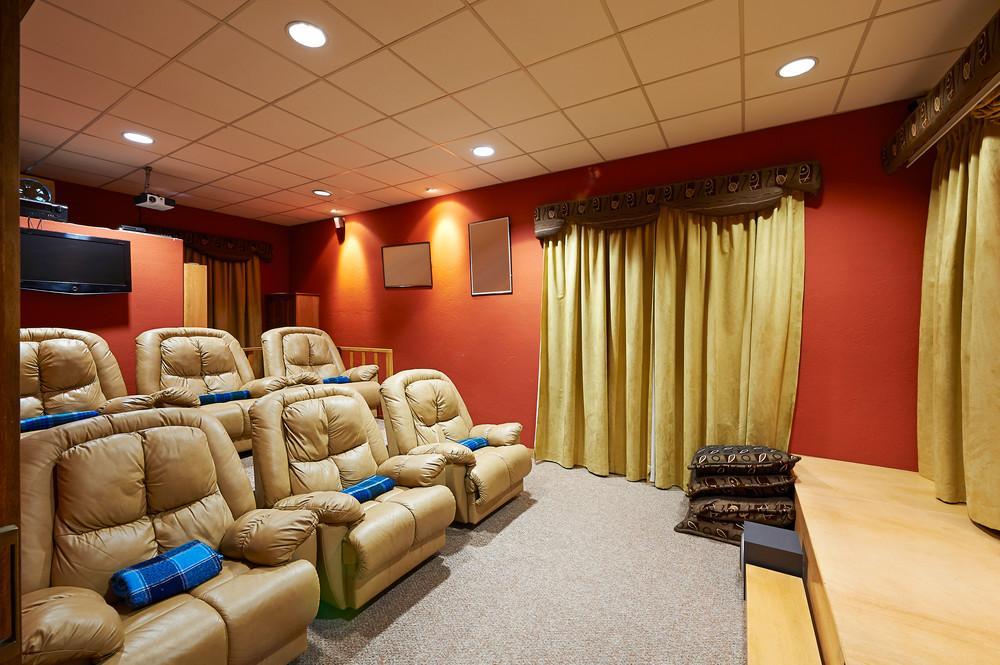 Inspirational Modern Home Movie Theater Design Ideas Decoratorist 95416