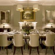 Inspirational Small Dining Room Storage Ideas Light