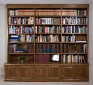 Inspirations Traditional Bookshelf Designs