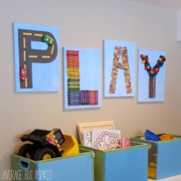 Inspiring Diy Art Ideas