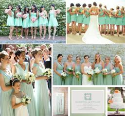 Inspiring Mint Green Wedding Ideas Lianggeyuan123