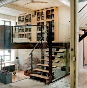 Inspiring Tiny Loft Apartment Decor Ideas Homeastern