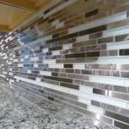 Install Mosaic Tile Backsplash Mosaics Curved All