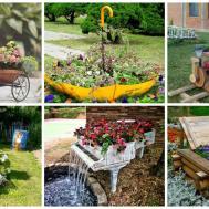 Interesting Garden Planters Inspire Top